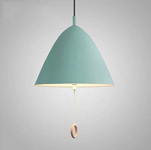 Wtbew-u trekschakelaar kroonluchter, hanglampen hanglamp voor slaapkamer 's nachts