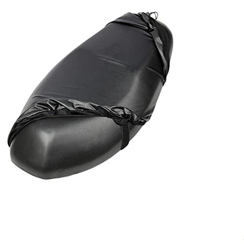 motocicleta cojín Cubierta de asiento a prueba de lluvia a prueba de polvo Protector de aciñón de moto de motocicleta a prueba de sol a prueba de polvo Cojín de moto M L XL con bolsa de almacenamient