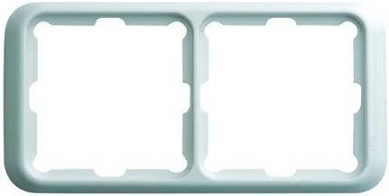 Simon brico M258646 Marco 3 elementos blanco 15630