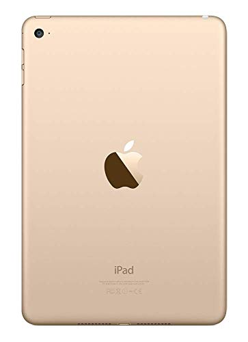 Apple iPad mini 4 (Wi-Fi, 128GB) - Gold (Previous Model)
