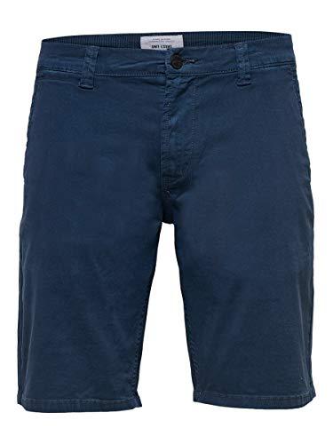 Only & Sons Onsholm Chino Shorts PK 2174 Noos Pantalones Cortos, Vestido Azul, 33 para Hombre
