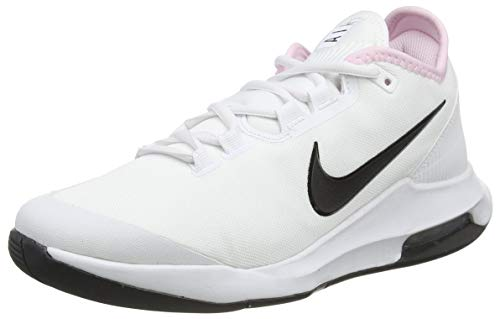 Nike Damen Air Max Wildcard HD Tennisschuhe, Weiß (White/Black-Pink Foam 105), 38.5 EU
