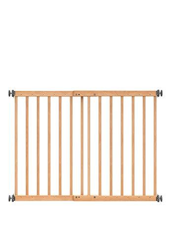 DOLLE Türschutzgitter aus Holz | Klemmgitter | Breite: 61,0-101,7 cm | Höhe: 70 cm |...