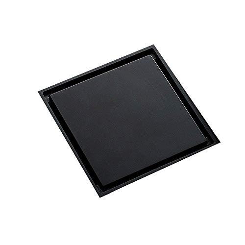 Todo Copper Square Invisible Negro Baño anti-insectos se