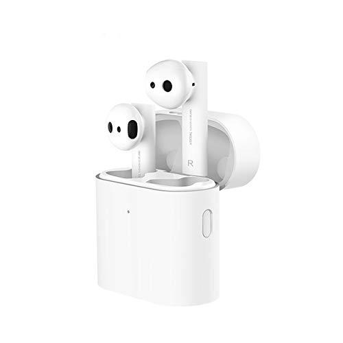 Airdots Pro 2 Mi True Auricular Inalámbrico Air 2 TWS Auricular con Cancelación De Ruido Lhdc Tap Control Dual Mic Blanco