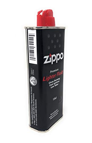 BENZIN - ZIPPO - FüR BENZINFEUERZEUGE - 125ML