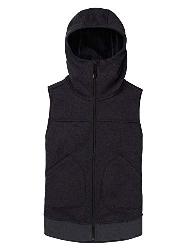 Burton Damen Minxy Vest Weste, True Black Heather, M