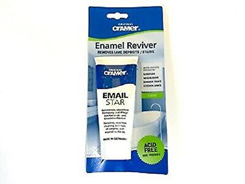 Cramer Reinigungspaste/Polierpaste für Email-Oberflächen 'Email-Keramik' (2 in 1), 30100