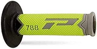 Progrip PA096422RO02 MANOPOLE Articolo 964 ATV//MTB MM 22//22 Rosso//Nero Multicolore