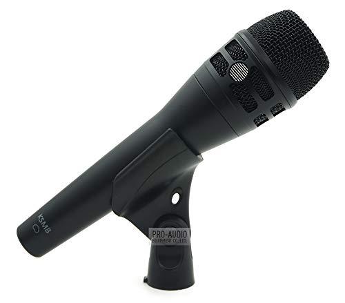 JVCAN Zang Karaokemicrofoon, Professionele dynamische live bedrade, Bedrade microfoon, Super cardioïde podiumprestaties