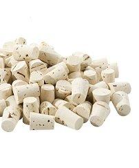 Jelinek Cork Group Small Bag of Mixed Regular Length (RL) Natural Tapered Corks Bag of 45 (RL04, RL05, RL06, RL08, RL10)