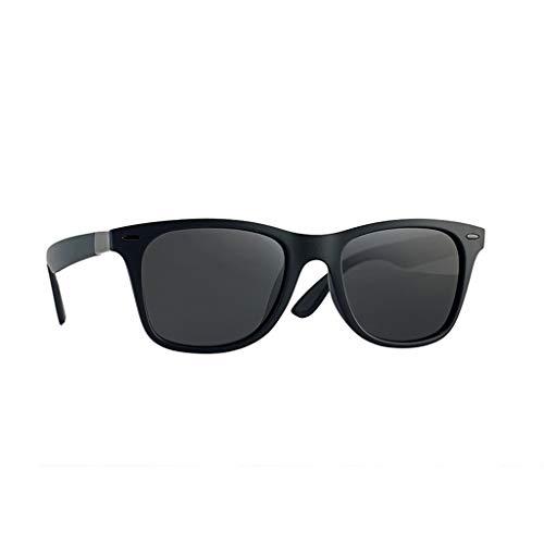 HCFKJ Gafas De Sol Polarizadas Para Hombre Gafas De Sol CláSicas De Cuadro Gafas De Sol Para Hombre