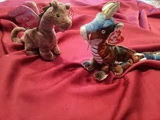 Beanie Baby Dragons