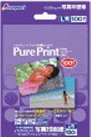 ジョーコーポレーション IJPP-1LR-100 写真印画紙 L判 100枚入