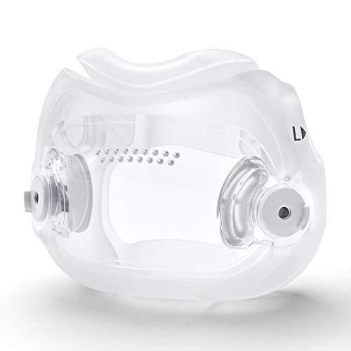 Philips Respironics DreamWear, CPAP-Full-Face (Vollgesichts-) Maske, Ersatzkissen, groß, HH1128/03