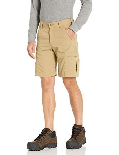Carhartt Men's Force Extremes Cargo Short, Dark Khaki, W44