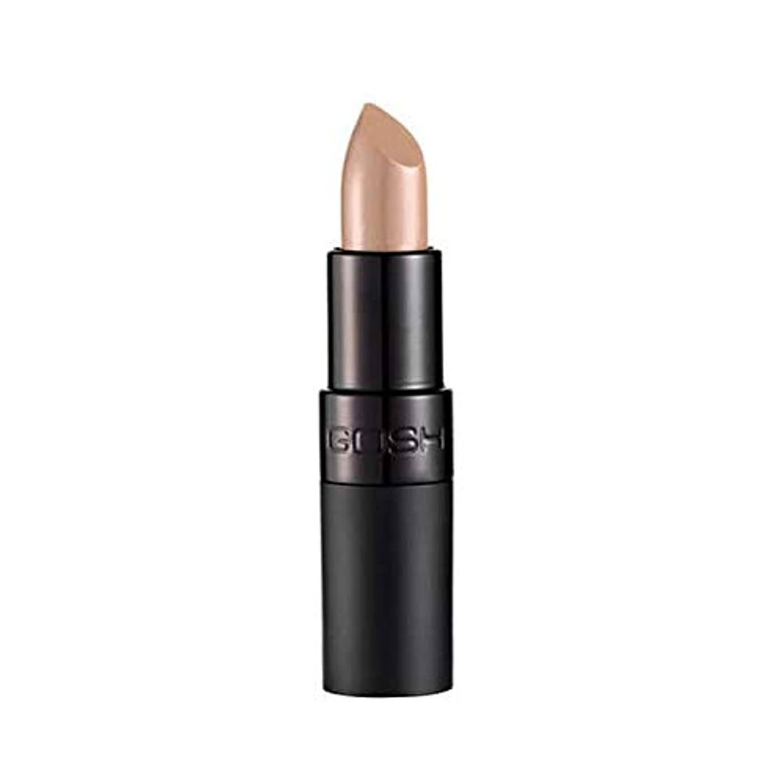 者排気原子炉[GOSH ] おやっベルベットタッチ口紅134最愛の人 - Gosh Velvet Touch Lipstick 134 Darling [並行輸入品]