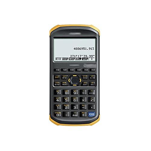 KDDM Calculadora De Medición De Ingeniería Calculadora De Programación Multifunción Calculadora Portátil Adecuada para Ingeniería