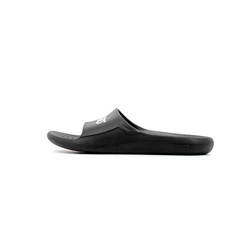 Asics As001 P70ns-9001, Zapatillas de Estar por casa Unisex Adulto, Negro (Black P70ns/9001), 39 EU