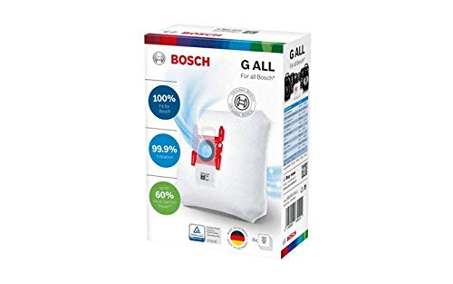 Staubsaugerbeutel Typ G All Referenz: 17000940 für Staubsaugerbeutel für kleine Elektromenager Bosch