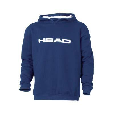 Head Team Hoody Adult - Sudadera para Hombre, Color Azul Marino, Talla XL
