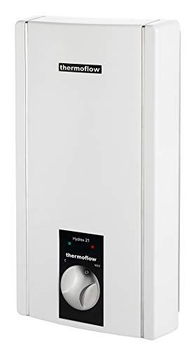 thermoflow HYDREX21 Hydrex 21 N Hydraulischer Durchlauferhitzer, 400 V, weiß, (H x B x T): 472 x 255 x 115 mm