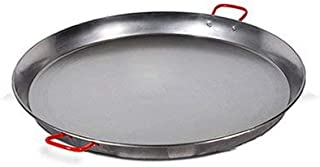 Best polished steel paella pan Reviews