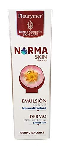 Fleurymer Normaskin & Balance 85 ML - Tratamiento Psoriasis, Acné, Eczemas, Dermatitis con Ingredientes Naturales