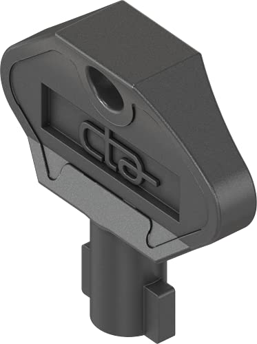 CTA-Dichtungen Doppelbart Schlüssel aus Kunststoff PA6 30% GF 1C04-33