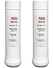 AEG AEGPPF Pre/Post Filtros de Repuesto Para Sistema de Ósmosis AEGRO, blanco