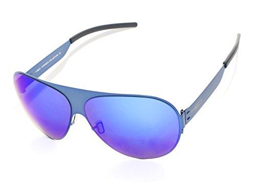 rainbow safety Gafas de sol para hombre Colección MEDiterranee 1020BL