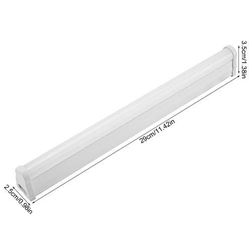 Zopsc-1 Bacchetta Luminosa, Barra Luminosa, Barra Luminosa Tubolare a Risparmio energetico 5W T5 Luminosa per scrivania in Camera