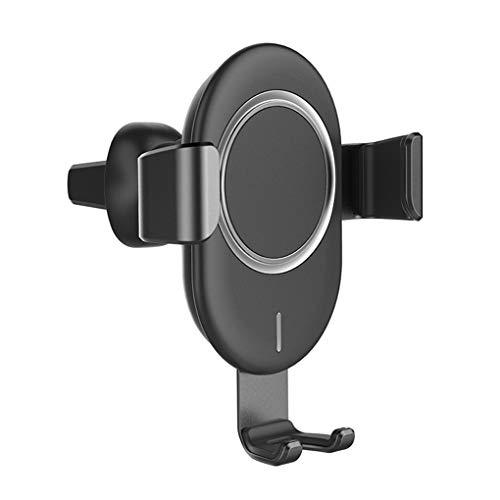 CW6 auto draadloze oplader standaard telefoonhouder houder zwaartekracht inductie voertuig draadloze oplaadbeugel 10W