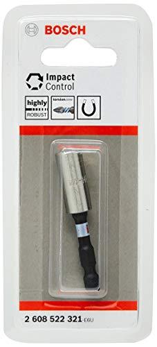 Bosch Professional 2608522321 Standard Bithalter (Impact Control, 1/4 Zoll Sechskantschaft, Pick and Click)