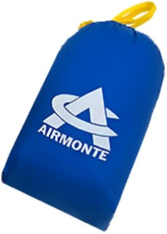 AIRMONTE (Eamonte) personal bivouac shelter VITA (Vita) 8000 60   blueee × orange