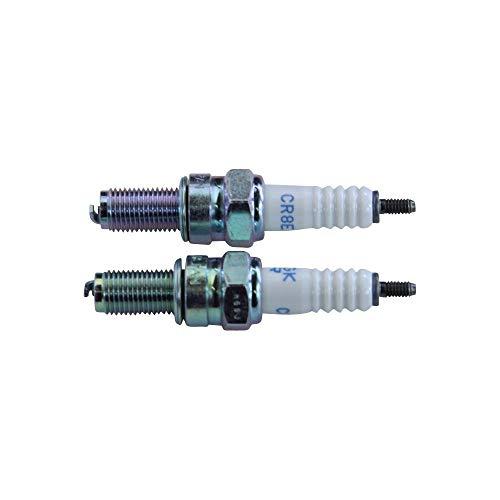 NGK CR8E / 1275 NGK - Bujías (2 unidades)
