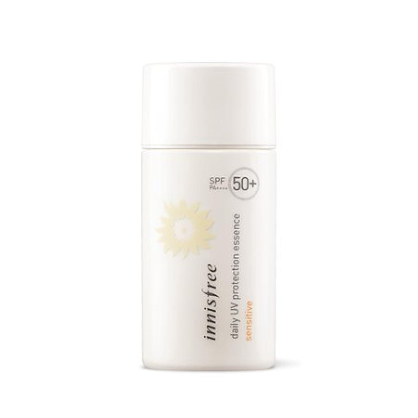 パワーペット固有の[イニスフリー/Innisfree ] デイリー UV プロテクション エッセンス センシティブ SPF50+ PA++++ daily UV protection essence sensitive 50ml [並行輸入品]