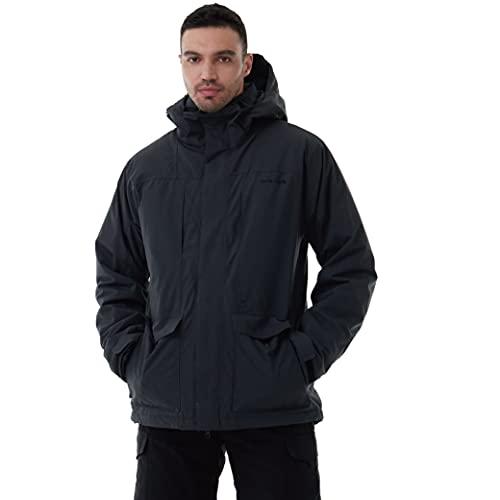 CNTRITON Men's Waterproof Snowboard Ski Jacket Insulated Warm Winter Snow Coats Windproof Parka for...
