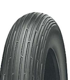 Reifen inkl. Schlauch 4.80/4.00-8 (4PR) ST-11 für Schubkarre