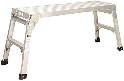 GYH Tritthocker Aluminium-Größer Schritt-Bank-im Freien faltender Schritt-Schemel-Leiter für Erwachsen-tragbares Schemel Stepladder Speicher-Regal Blaumen-Gestell ( )