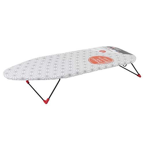 Russell Hobbs Planche à Repasser de Table LA054012, Blanc, 14 x 80 x 30 cm