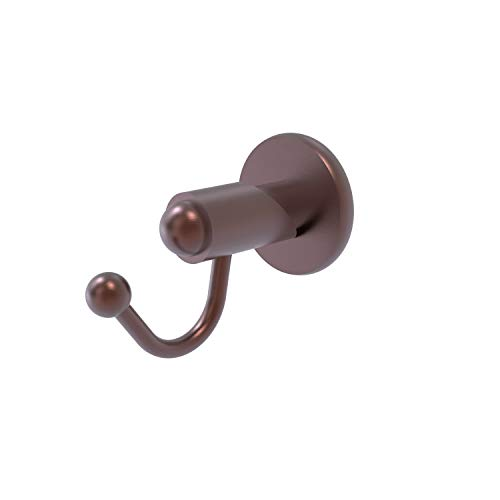 Allied Brass SH-20 Soho Collection Robe Hook, Antique Copper