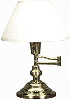 Best brass swing arm table lamp Reviews