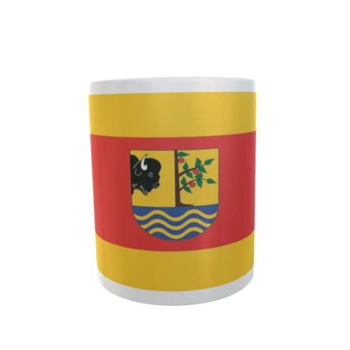 U24 Tasse Kaffeebecher Mug Cup Flagge Jabel
