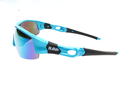 RAVS RADBRILLE – TRIATHLONBRILLE – SKIBRILLE -BEACH VOLLEYBALL INKLUSIVE SOFTBAG - 2