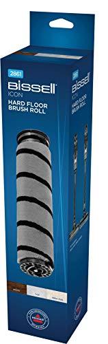 Bissell Hartboden-Bürstenwalze | Original Zubehör für ICON 2602N, 2602D, 2899N | 2861, Grau/Schwarz, 1