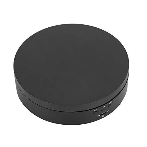 Ausstellungsständer, Zwei-Wege-Produkt Spinner Display Micro USB 5V Spiegel für Schmucktelefon für Uhren 3D-Modelle für Fotografie-Produktshows