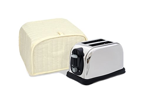 Ritz 1000 Two Slice Toaster Cover, Natural