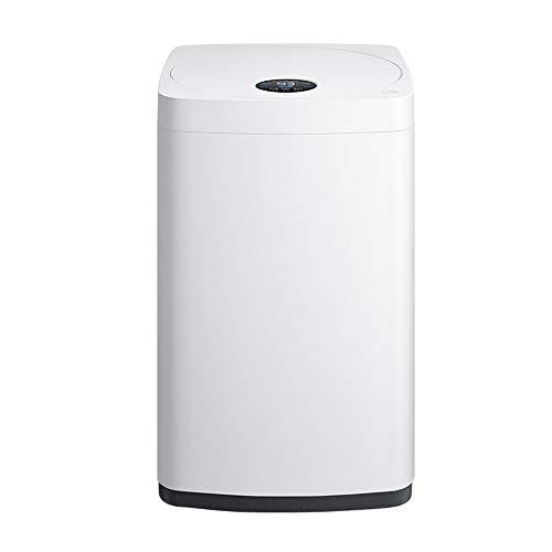 RMXMY Inicio Pequeño automático de calefacción de Alta Temperatura de deshumidificación Exquisito Compacto Inteligente Mini multifunción Lavadora (Blanco)