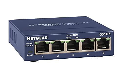 Netgear -  NETGEAR GS105GE